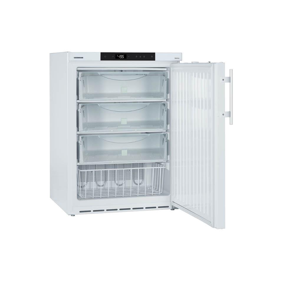 Spark-Free Under-Counter Lab Freezer 139 Litre w/ Elec. Controller