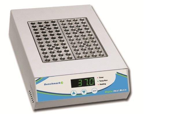 Four-Block Digital Dry Bath, 230V