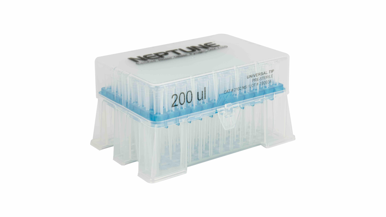 Tip 200ul Universal Racked (10 x 96)