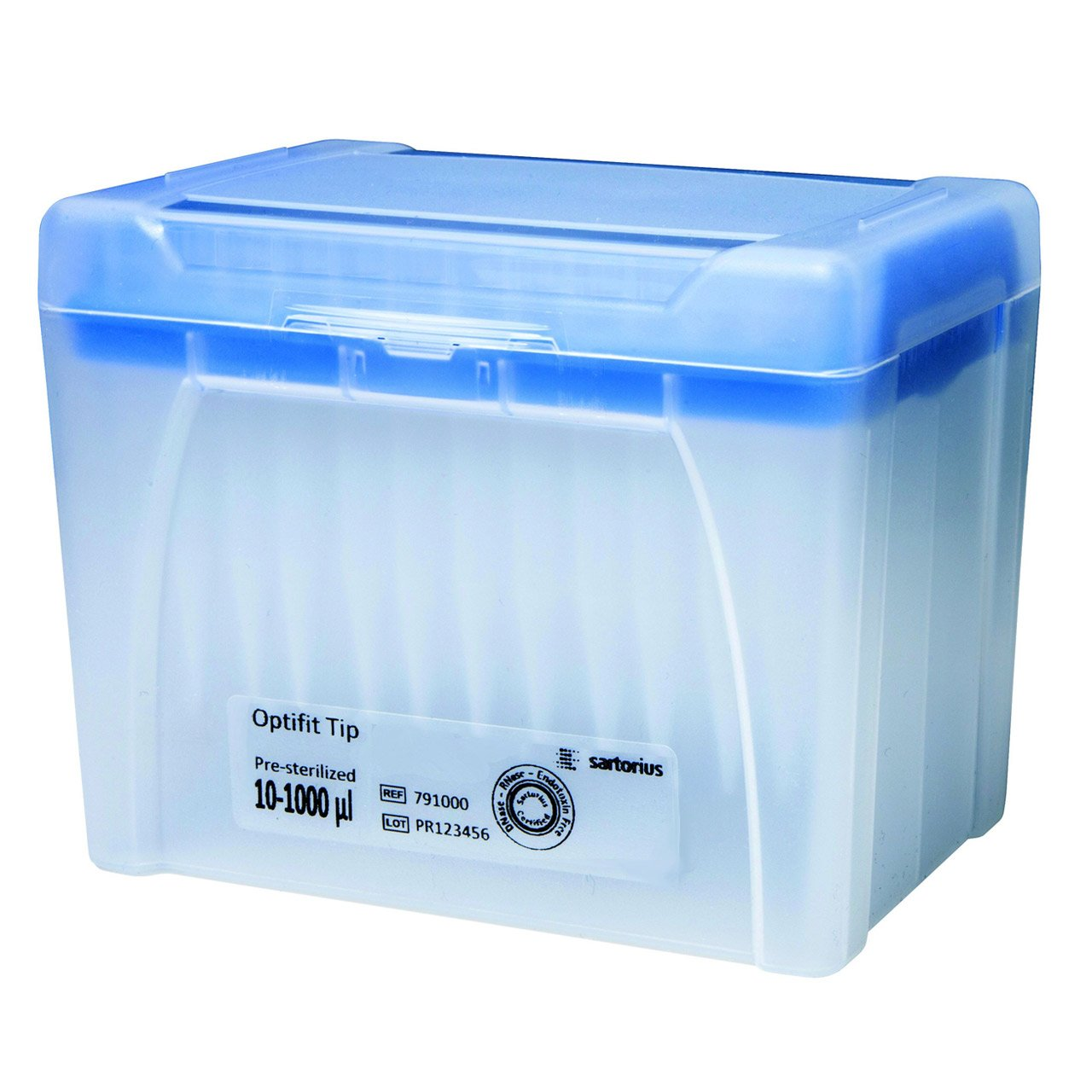 SafetySpace Filter Tip, 50-1000 µl (10 x 96)