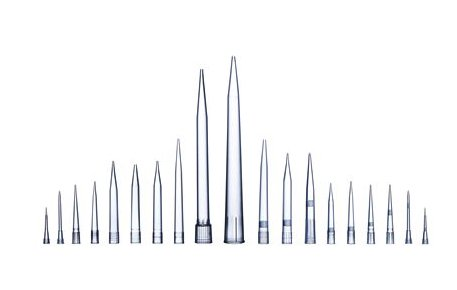 Optifit Tip 1200 ul Extended, Racked, Sterile (10x96)