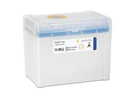 Low Retention Optifit Tip, 10-1000ul, Racked, Non-Sterile (10x96)