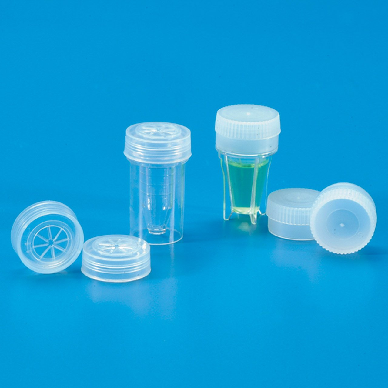 Push in Caps for Auto Analyser Cups/Polyethylene (1000)