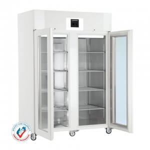 Lab Fridge 1361 Litre w/ Elec. Controller & Glass door