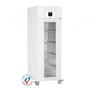 Lab Fridge 597 Litre w/ Elec. Controller & Glass door
