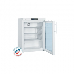 Vaccine & Pharm/Lab Fridge 152 Litre w/ Elec. Controller & Glass door
