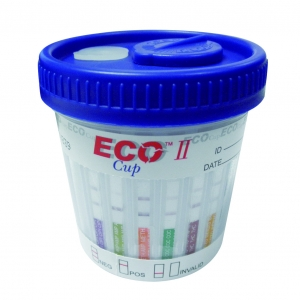 Urine Drug Test Eco Cup II 6-Panel