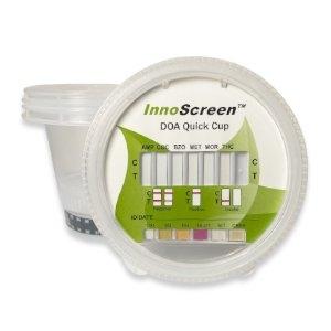 InnoScreen Urine Tilt Cup 6-Panel