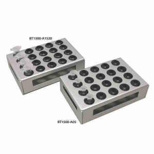 Microtube Adapter, 20 x 1.5/2.0ml for microplate shakers BT1500 and H6004)
