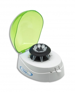 Myfuge Mini Centrifuge with Green Lid (240v)