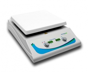 Digital Hotplate Magnetic Stirrer, 10 x 10 inch, 230V