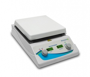 Digital Hotplate Magnetic Stirrer, 7 x 7 Inch, 230V