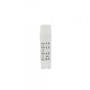 Cryovial 1.8ml Self-Standing, Ext Thread, Sterile (1000)