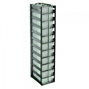 Rack for Microtube Boxes, 12-place