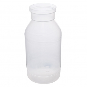 Bottle 8oz round bottom, PP (500)