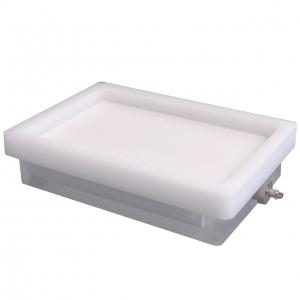 Flystuff Flypad Frame White Acrylic, Standard Size (1)