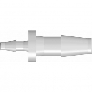 Tube reducer connector 1/4 x 1/8