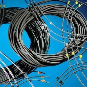 Acidflex Manifold Tubing Black/Black (6)