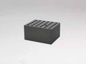 Block with 30 holes to suit 0·5ml microcentrifuge tube