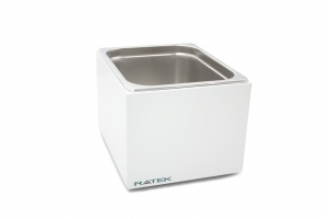 11 Litre Stainless Unheated Water Bath
