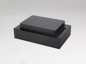 Block to suit flat base 96 well plate