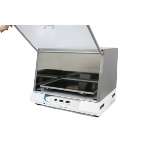 Digital Shaking Incubator 700x530 platform.Temp range ambient -5 to 75C(<= ambie
