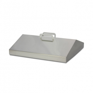 Stainless steel gabled lid to suit SWB20D