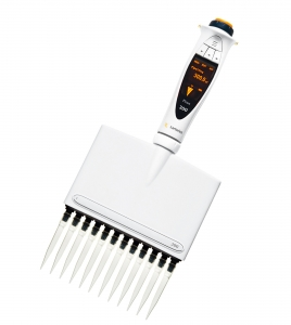 Picus Electronic Pipette 12-ch 10-300ul
