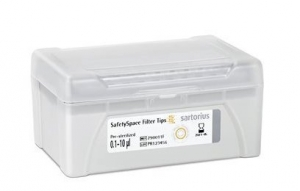 SafetySpace Filter Tip, 0.1-10 µl, Sterile (10 x 96)