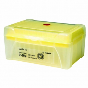 Optifit Tip 200ul, single tray (10 x 96)