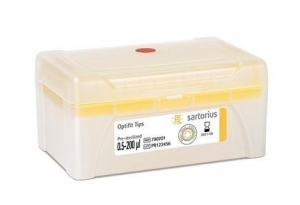 Optifit Tip 200ul, single tray (10 x 96) Sterile