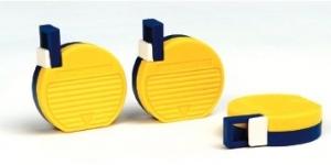 SteriHeel Lancet Yellow 1.00mm x 2.5mm (50)