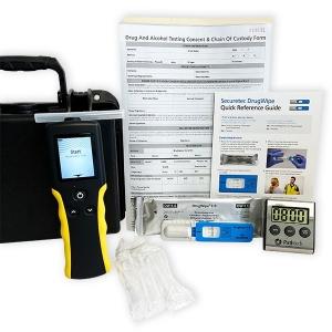 Saliva Drug & Alcohol Testing Starter Kit 2