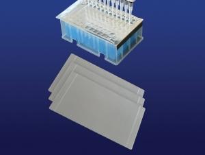 PlateSeal Foil, Easy-to-Pierce, Sterile  (50)