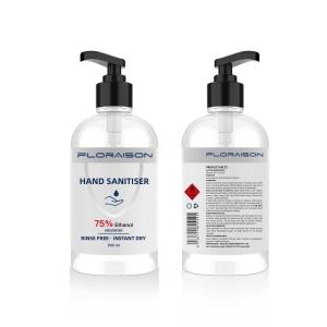 Floraison Hand Sanitiser, 500ml (EA)